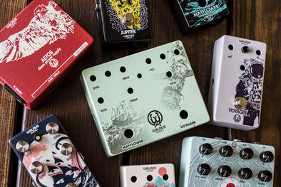 Limited Edition Pedals
