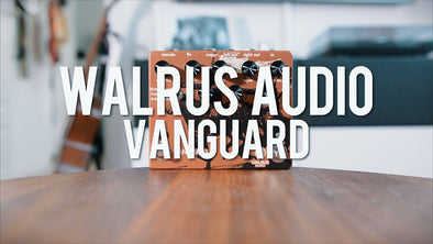 Walrus Audio Vanguard - Livingroom Gear Demo