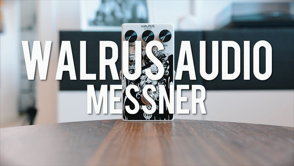 Walrus Audio Messner - Livingroom Gear