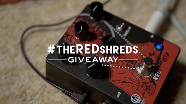 #theREDshreds Giveaway