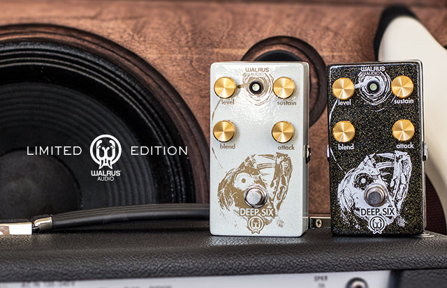 Limited Edition Deep Six Compressor