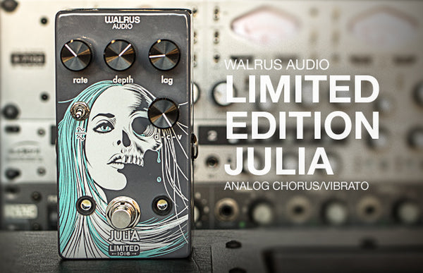 Limited Edition Julia