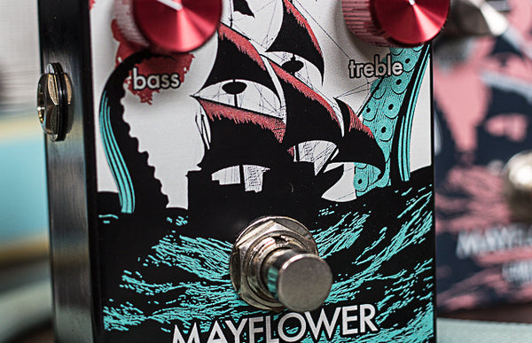 Limited Mayflower Detail