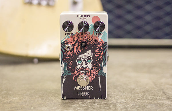 Limited Edition Messner Overdrive Front