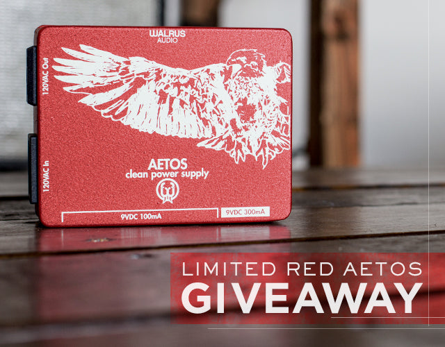 Limited Red Aetos Giveaway