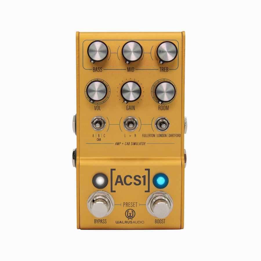 MAKO Series: ACS1 Amp + Cab Simulator