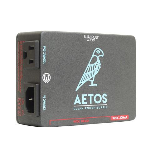 Aetos 120V (8-output) Power Supply - BLEMISHED