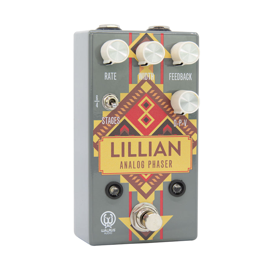 Lillian Multi-Stage Analog Phaser - Black Friday Limited 2020 - BLEMISHED