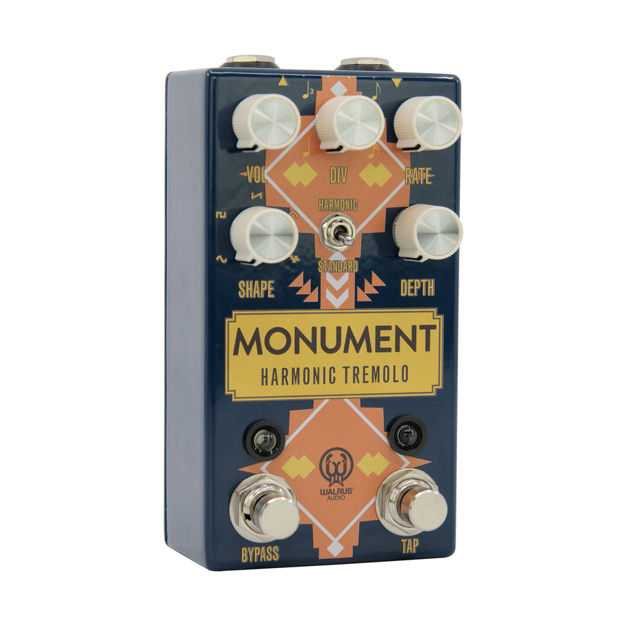 Monument Harmonic Tap Tremolo V2 - Black Friday Limited 2020 - BLEMISHED