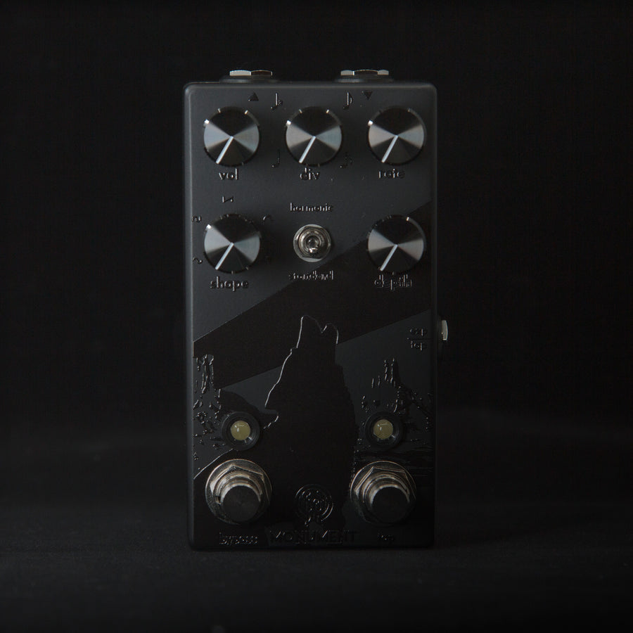Blackout Monument Harmonic Tap Tremolo V2 - Limited