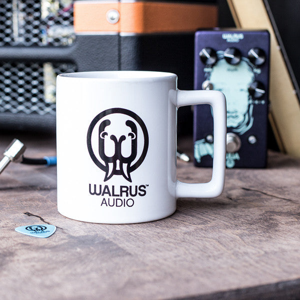 Walrus Audio Coffee Mug