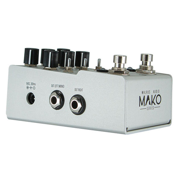 MAKO Series - D1 High-Fidelity Stereo Delay
