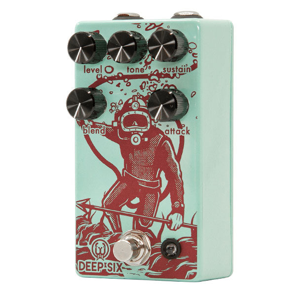 Deep Six Compressor V3 - Open Box