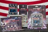 DEFCON4 Preamp // EQ // Boost