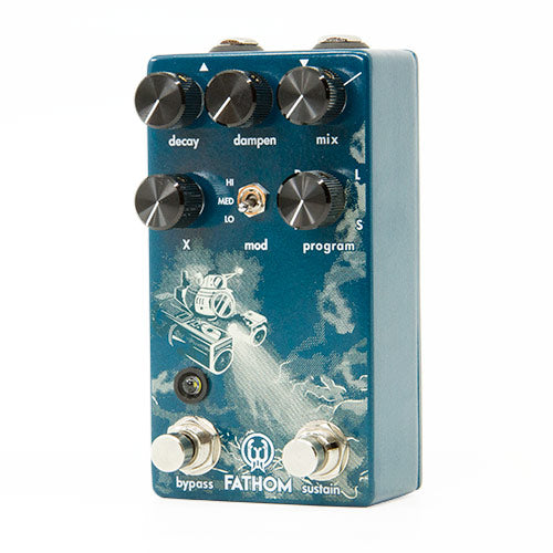 Fathom Multi-Function Reverb - Open Box
