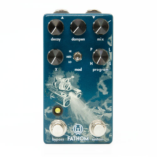 Fathom Multi-Function Reverb - BLEMISHED
