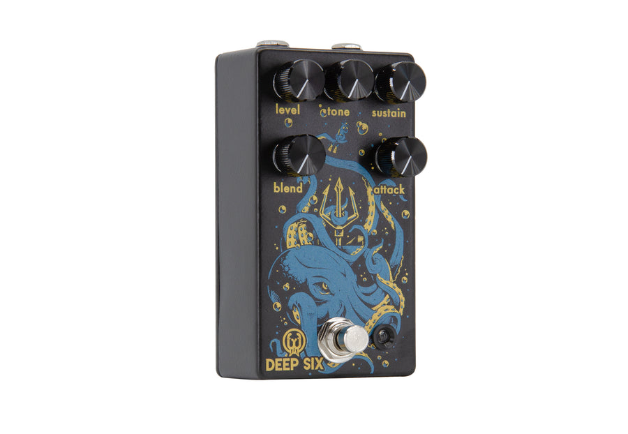 Deep Six Compressor V3 - Limited Kraken - BLEMISHED
