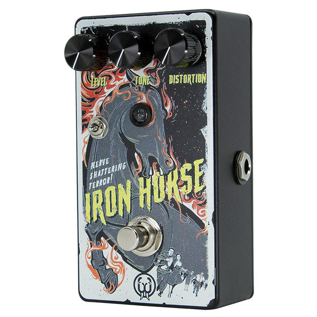 Iron Horse LM308 Distortion V2 - Halloween 2019 Limited Edition
