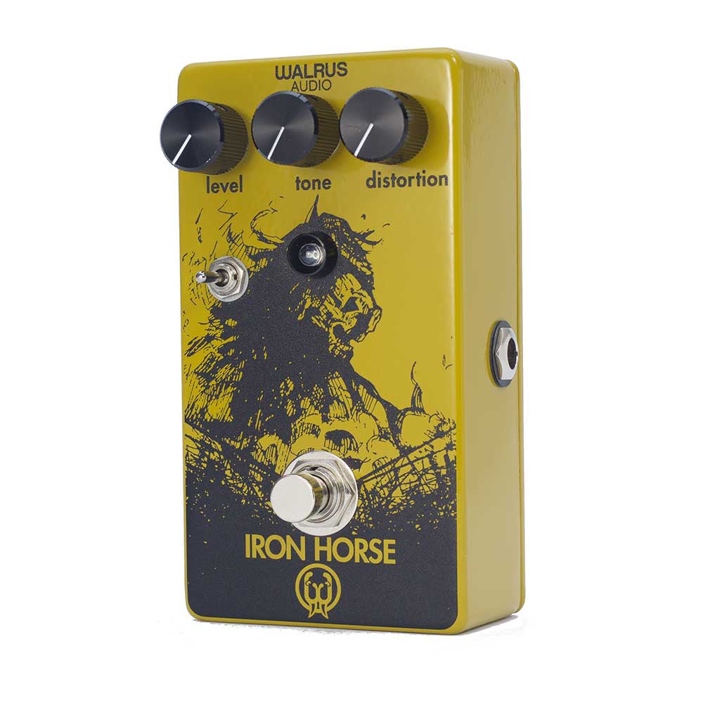 Iron Horse LM308 Distortion - BLEMISHED