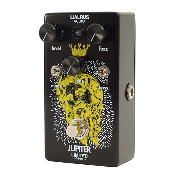 LIMITED JUPITER MULTI-CLIP FUZZ