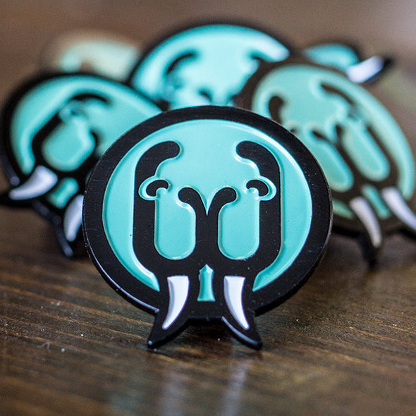 Walrus Audio Enamel Lapel Pin