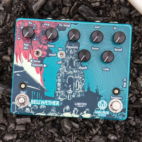 Bellwether Analog Delay with Tap Tempo - Limited