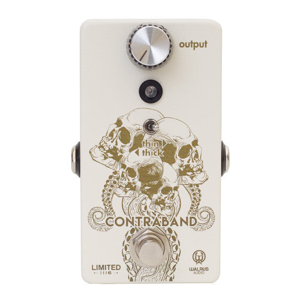 Contraband Fuzz - Limited