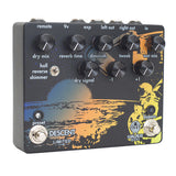 Descent Reverb/Octave Machine - Limited
