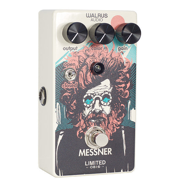 Limited Messner Transparent Light-Gain Overdrive