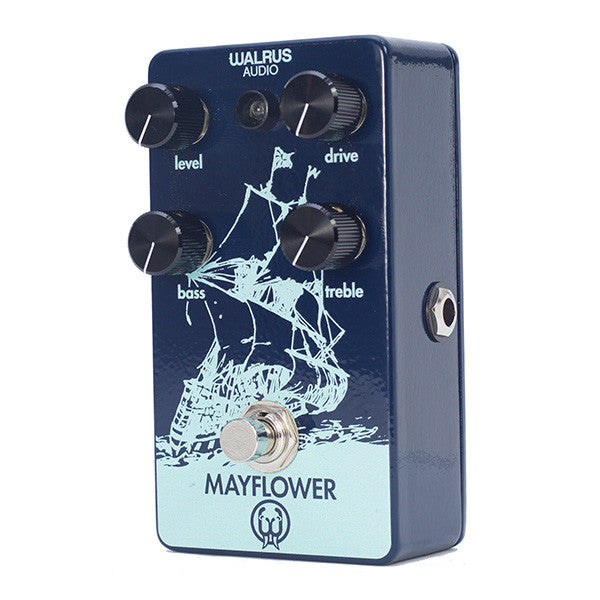 Mayflower Mid-Range Overdrive with Tone Shaping - BLEMISHED