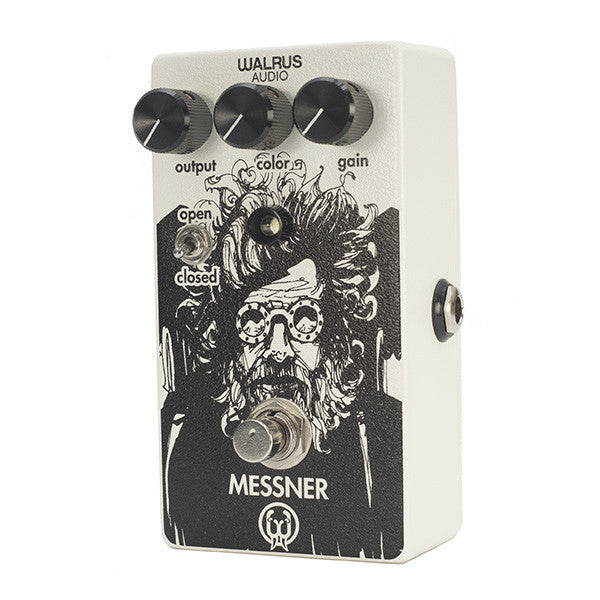 Messner Transparent Light-Gain Overdrive