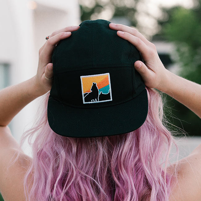 Monument Logo Five Panel Hat