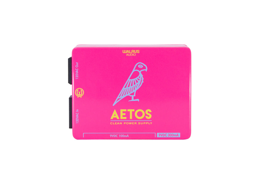 Aetos (8-output) Power Supply 120V - Neon