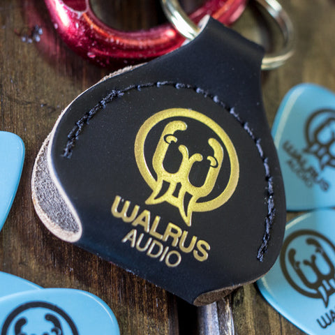 Walrus Audio Embossed Bottle Opener Keychain