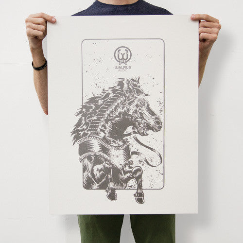 Screen Printed Posters