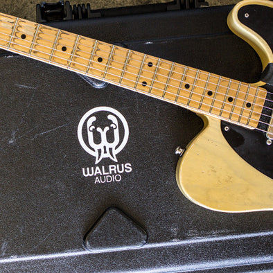 Walrus Logo Window Sticker