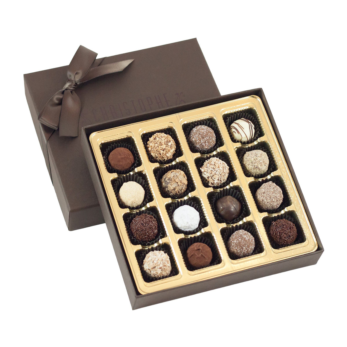 16 Piece Truffle Box