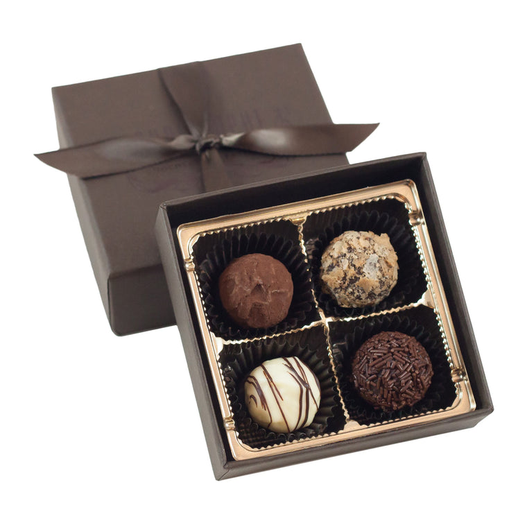 4 Piece Truffle Collection