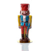 Hand-painted Chocolate Nutcracker