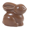Milk Chocolate Sitting Bunny