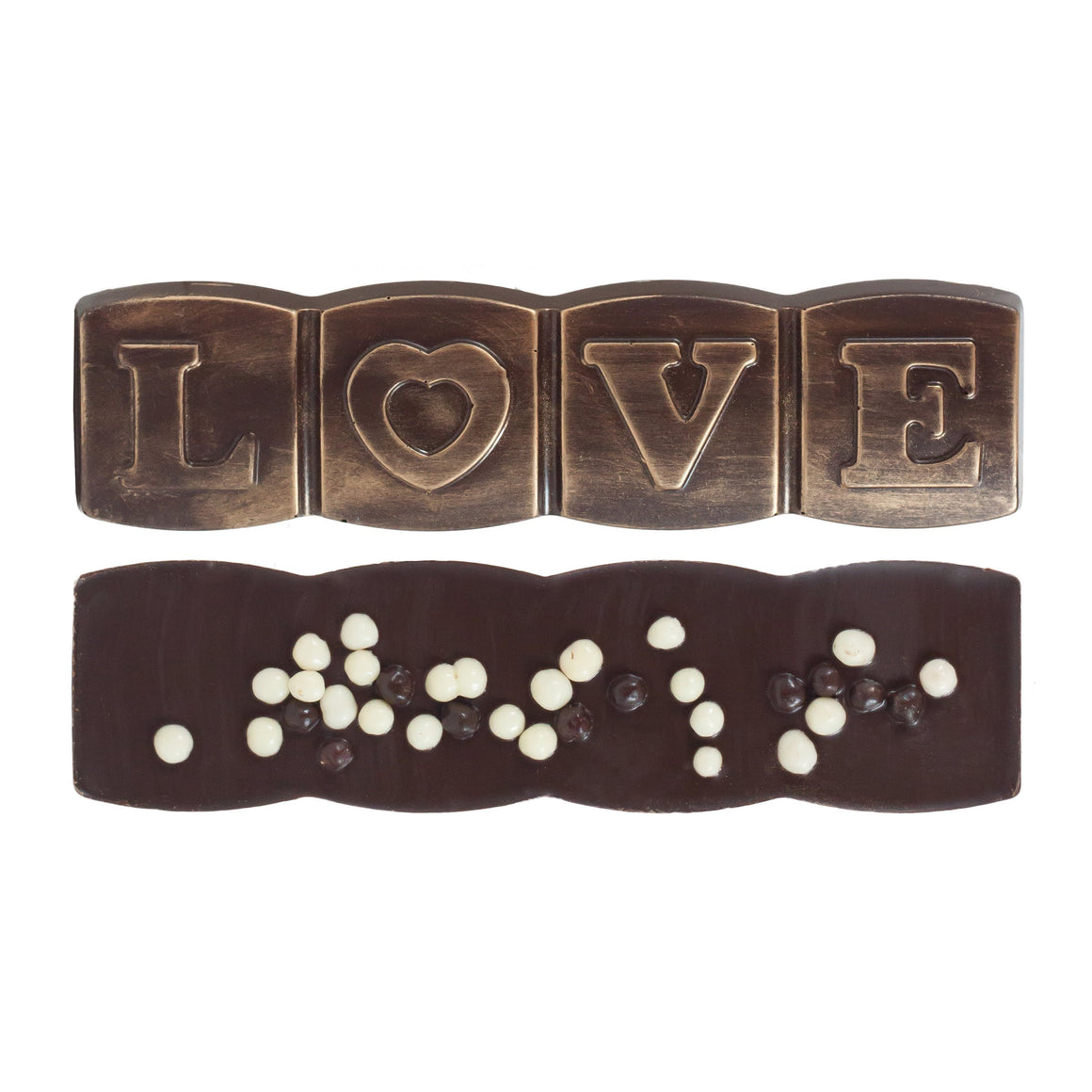 Dark Chocolate LOVE Bar