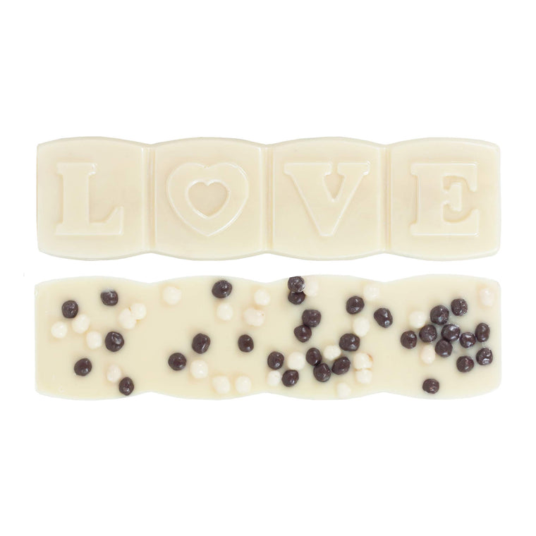 White Chocolate LOVE Bar