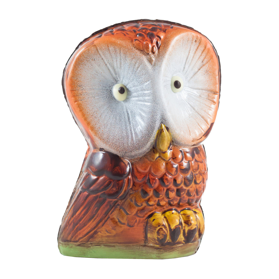 Milk Chocolate Owl