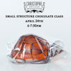 Small Structure Class-April 24th 6-7:30pm