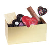 Gold Valentine Gift Box - Large