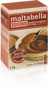 Bokomo Maltabella Quick Cooking 1kg