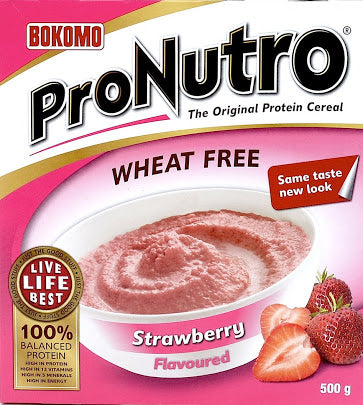 Bokomo Pronutro Strawberry 500g