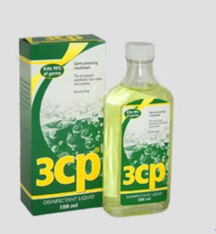3CP Liquid Disinfectant