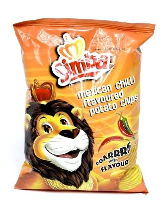 Simba Mexican Chilli 125g