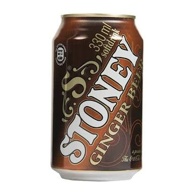 Stoney Ginger Beer Can 330ml